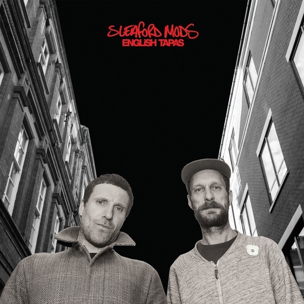 Sleaford Mods - English Tapas Vinyl