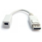 StarTech DisplayPort to Mini DisplayPort Video 0.15m Cable Adaptor (M/F)