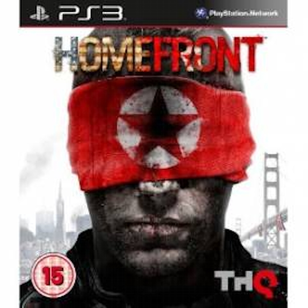 Homefront Game PS3