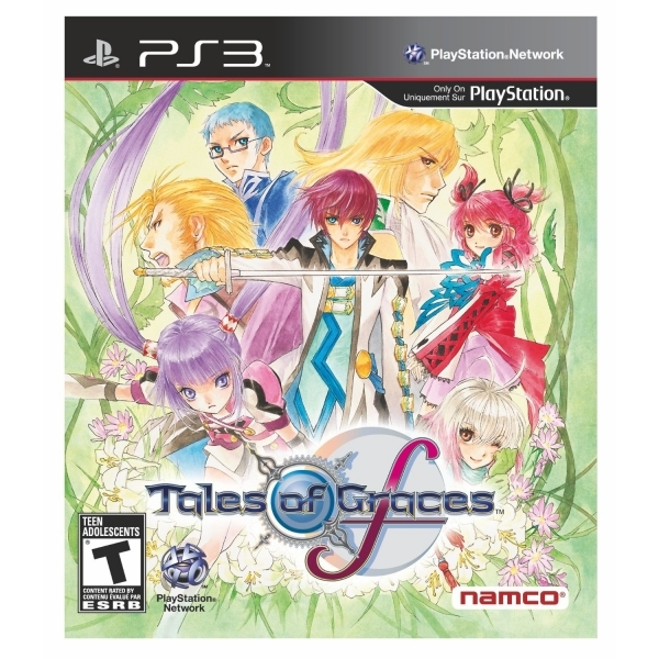 Tales of Graces f Game PS3 (#)