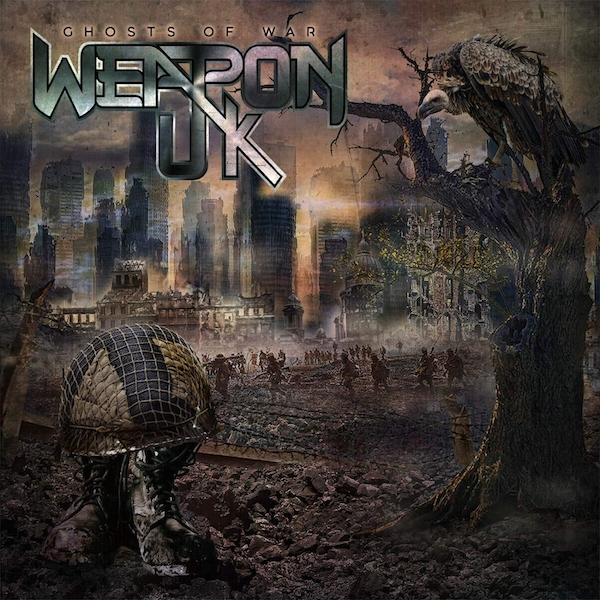 Weapon Uk - Ghosts Of War Vinyl