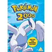 Pokemon: The Movie 2000 DVD