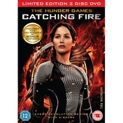 The Hunger Games Catching Fire 2 disc Edition
