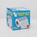 Thumbs Up! Things to do While you Poo Toilet Roll