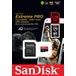 Sandisk 128GB Extreme Pro microSDXC memory card Class 10 - Image 2
