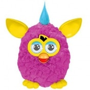 Furby 2012 Pink Yellow