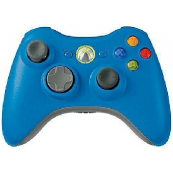 Wireless Controller In Blue (Bagged) Xbox 360
