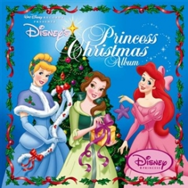 Disneys Princess Christmas CD