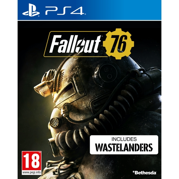 Fallout 76 Game PS4