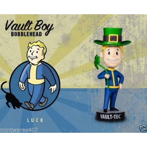 Luck (Fallout 76) Series 3 Bobblehead