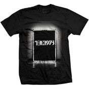 The 1975 - Black Tour Men's XXX-Large T-Shirt - Black