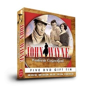 John Wayne: Westerns Collection - 5 DVD Gift Tin