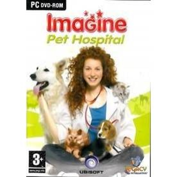 Imagine Pet Hospital Game PC