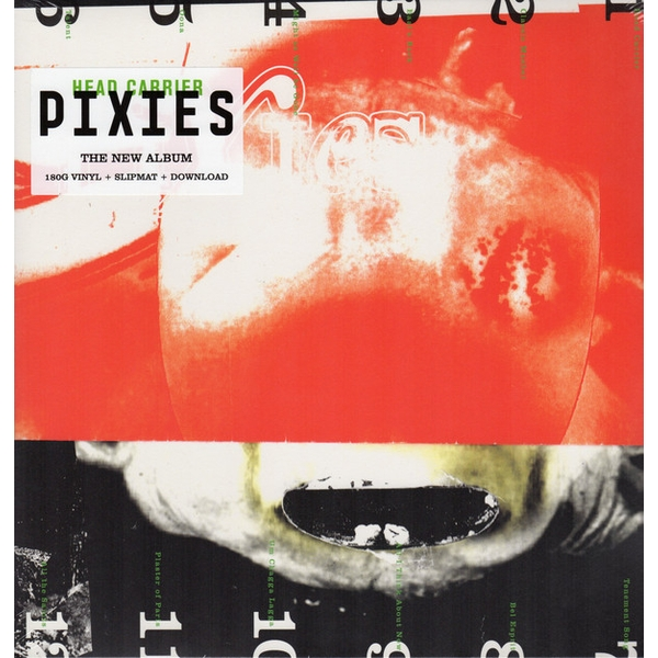 Pixies - Head Carrier Vinyl