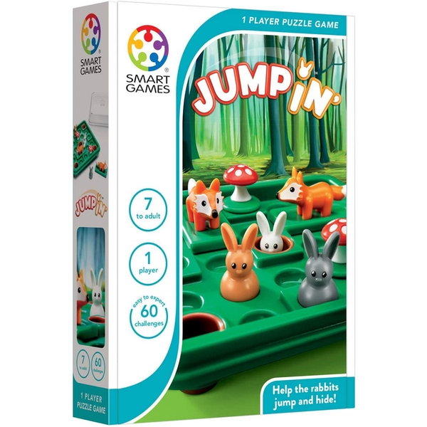 Jump In Puzzle Smart Games