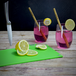Coloured Index Chopping Board Set | M&W - Image 3