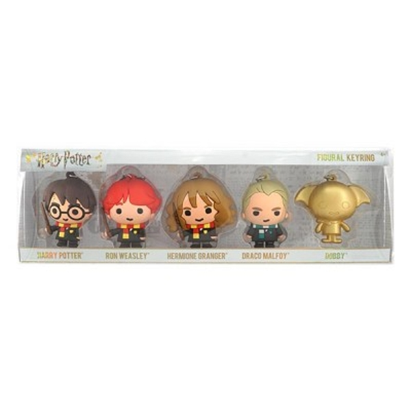 Harry Potter Series 1 3D Collectable Keychain Gift Box A
