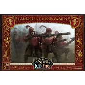 A Song of Ice & Fire: Tabletop Miniatures Game - Lannister Crossbowmen Expansion Board Game