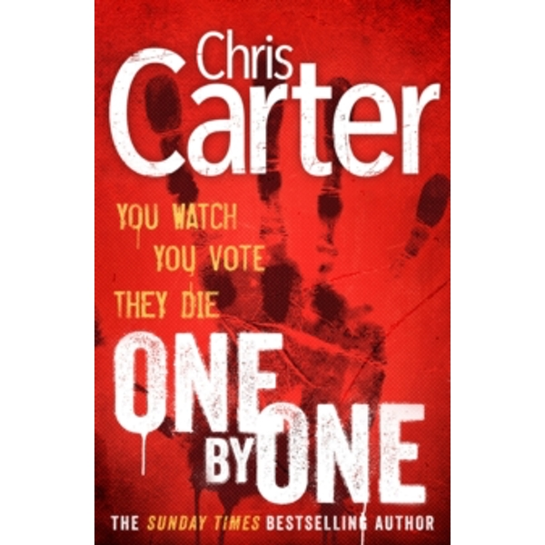 One by One by Carter (Paperback, 2014)