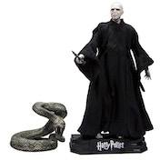 Voldemort (Harry Potter Deathly Hallows Part 2) McFarlane Toys Action Figure