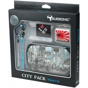 Subsonic City Pack Tokyo Accessory Set 3DS