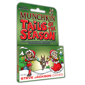 Munchkin: Tails of the Season Expansion Card Game