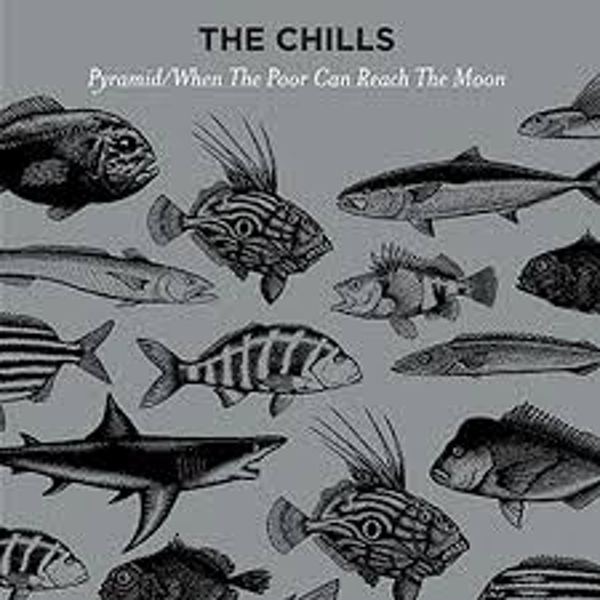 The Chills ‎– Pyramid/When The Poor Can Reach The Moon Vinyl