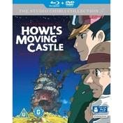 Howl's Moving Castle Double Play Blu-ray