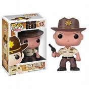 Rick Grimes (The Walking Dead) Funko Pop! Vinyl Figure