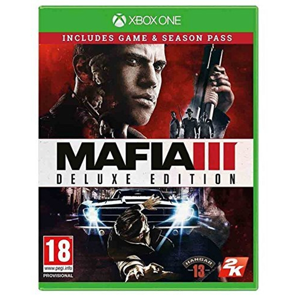 Mafia 3 Deluxe Edition Xbox One Game