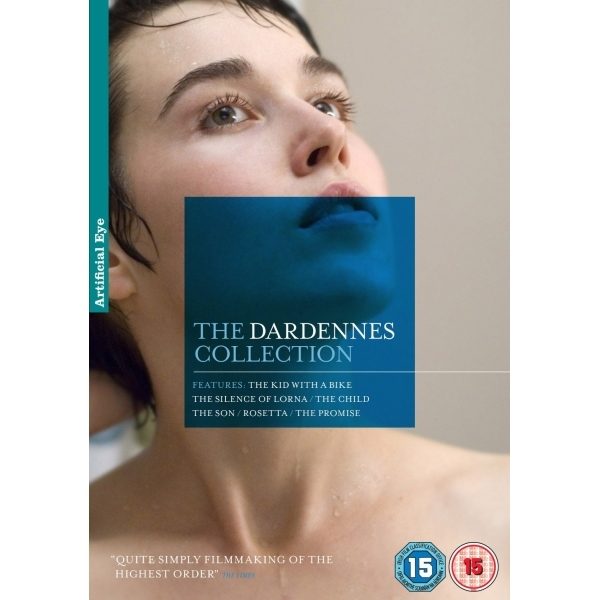 Dardenne Brothers Collection DVD