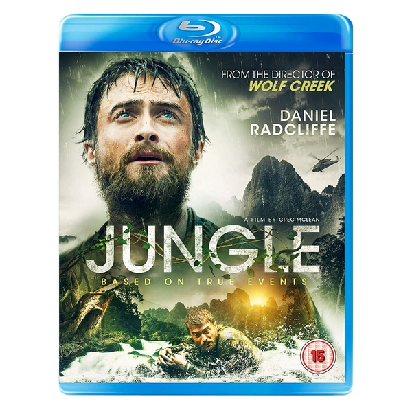 Jungle Blu-ray