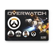 Overwatch Badge Set