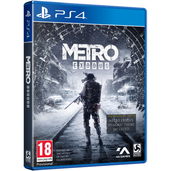 Metro Exodus PS4 Game + Patch - Image 3