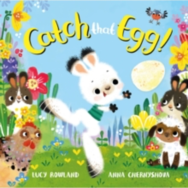 Catch That Egg! Paperback