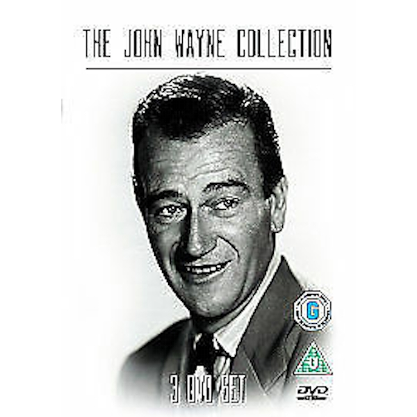 The John Wayne Collection DVD 3-Disc Set Box Set