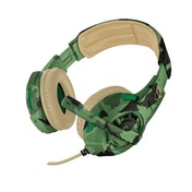 Ex-Display GXT 310D Radius Gaming Headset Jungle Camo Multi-Platform Used - Like New