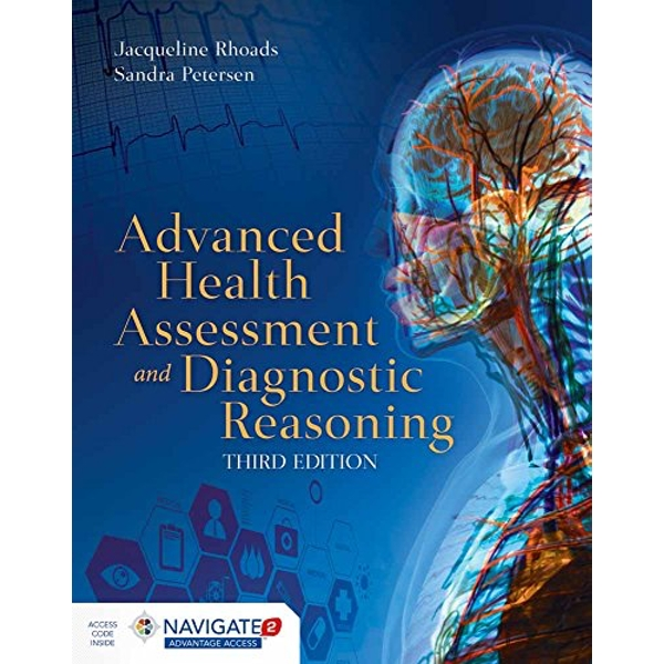 Advanced Health Assessment And Diagnostic Reasoning by Sandra Wiggins Petersen, Jacqueline Rhoads (Hardback, 2016)