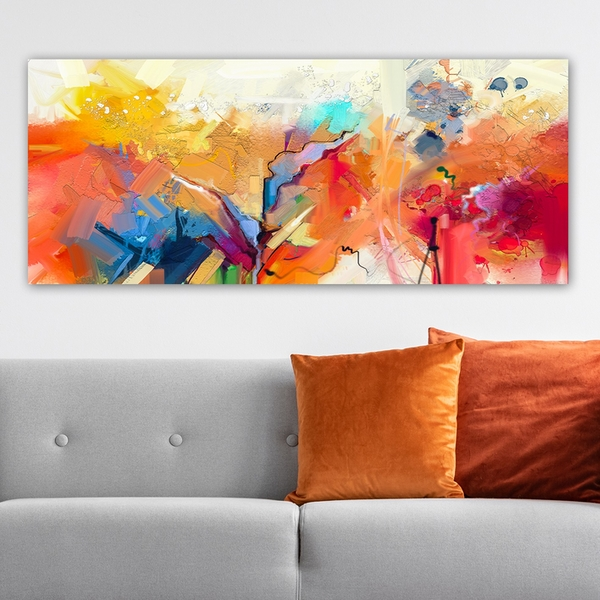 YTY1040210842_50120 Multicolor Decorative Canvas Painting