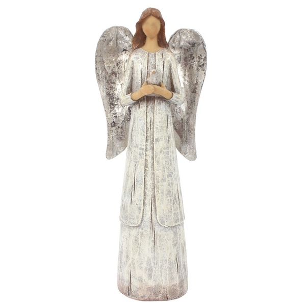 Gabrielle Large Angel Ornament