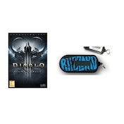 Diablo III 3 Reaper of Souls Game PC and Mac with Blizzard Authenticator