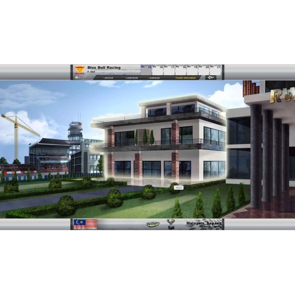 Racing Manager 2014 PC Game - Image 4