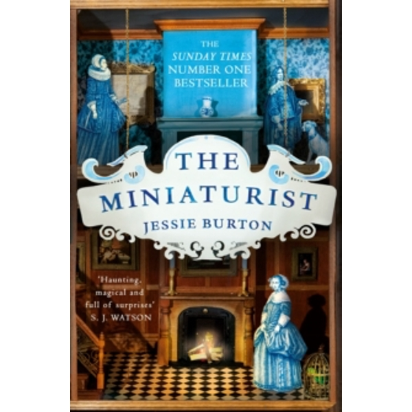 The Miniaturist by Jessie Burton (Paperback, 2015)