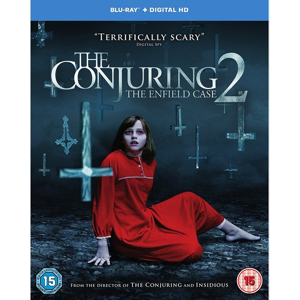 The Conjuring 2 (Includes Digital Download) Blu-ray