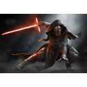 Star Wars: The Force Awakens Kylo Ren Crouching 24 x 36 Inches Maxi Poster
