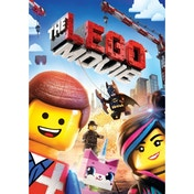The LEGO Movie 2014 DVD