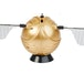 J.K. Rowling's Wizarding World Harry Potter Golden Flying Snitch Heliball - Image 5