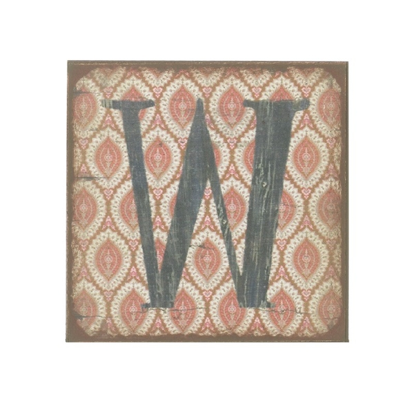 Letter W Magnets by Heaven Sends