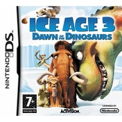 Ice Age 3 Dawn Of The Dinosaurs Game DS