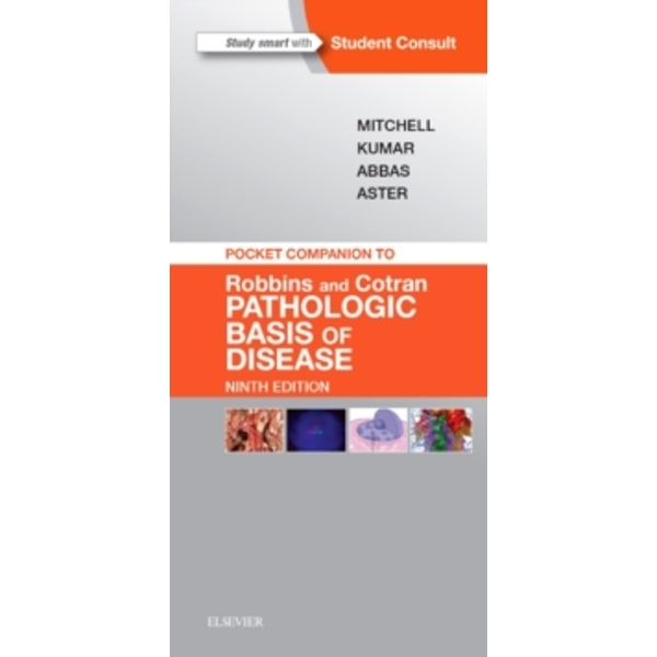 Pocket Companion to Robbins & Cotran Pathologic Basis of Disease by Richard Mitchell (Paperback, 2016)